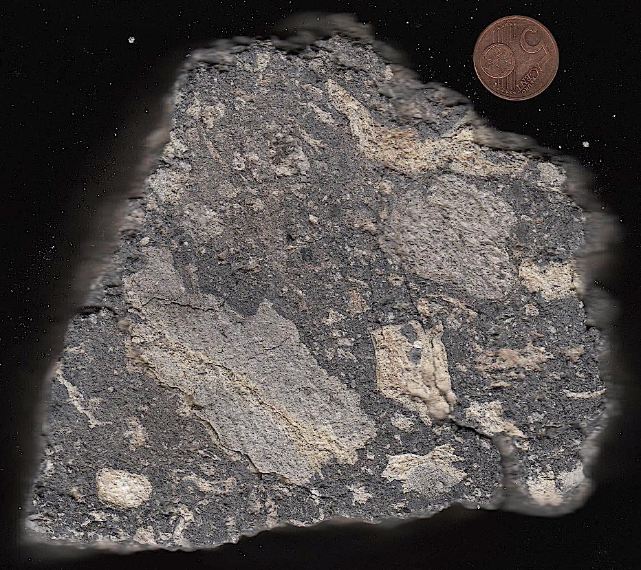 Ries crater aumühle suevite