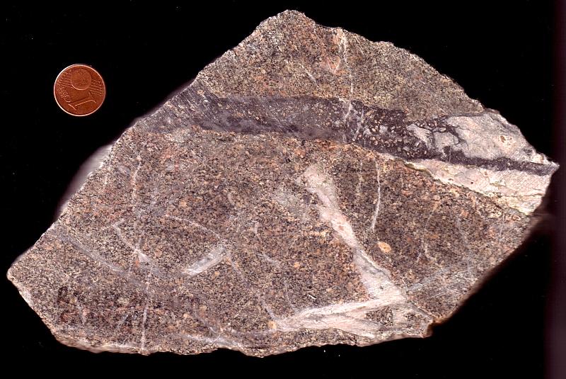 rochechouart pseudotachylite
