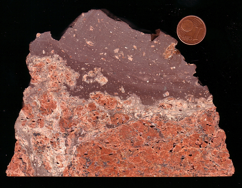 siljan impact pseudotachylite