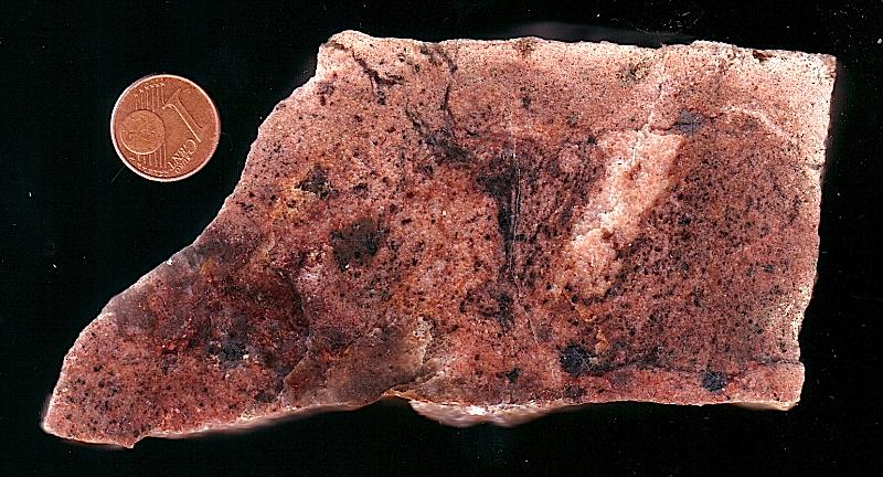 hummeln pseudotachylite