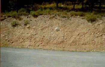 Auswurfmassen Ejekta Azuara Impakt-Struktur Pelarda Fm.