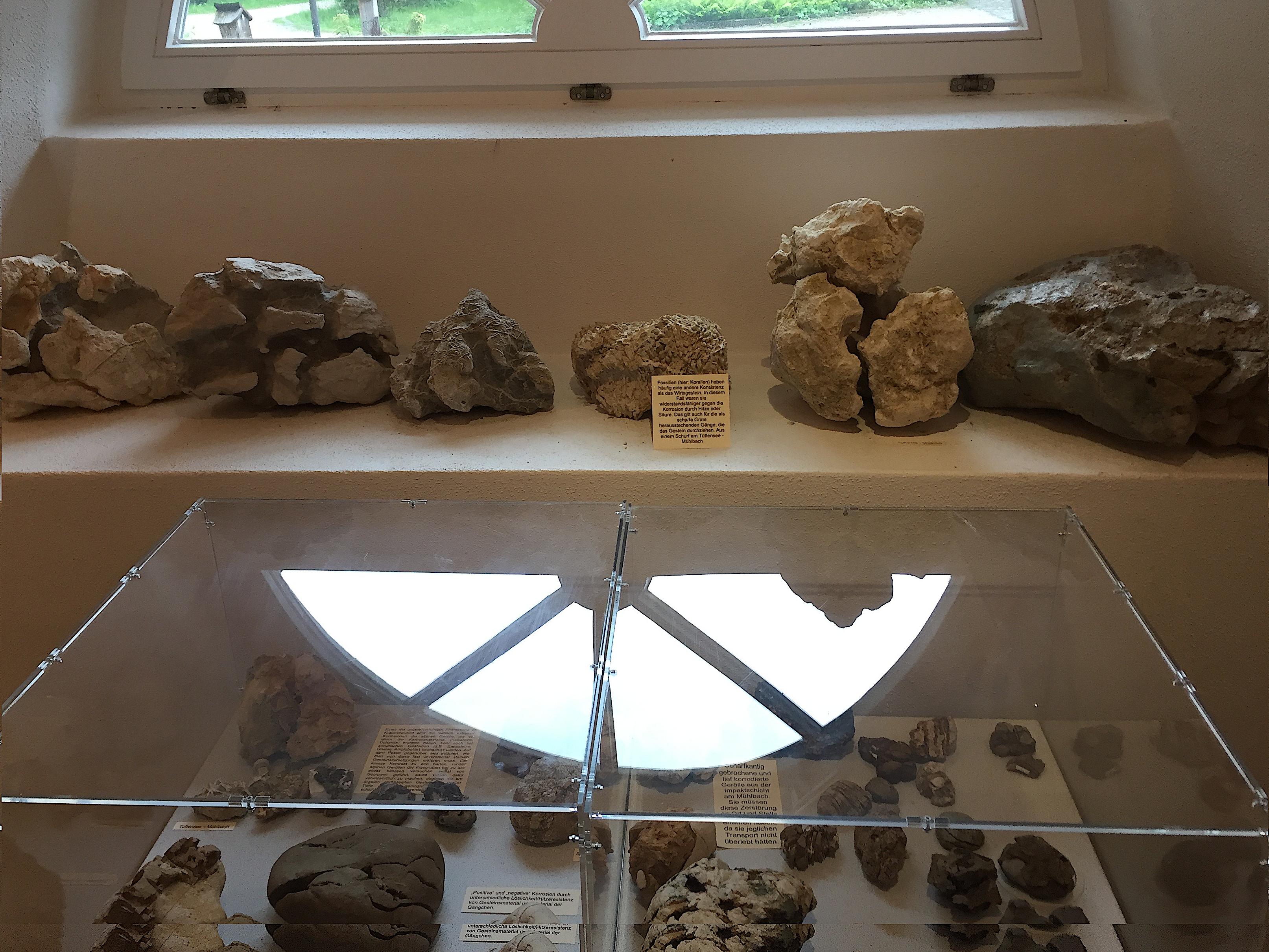 Impakt-Museum Grabenstätt am Chiemsee Chiemgau-Impakt
